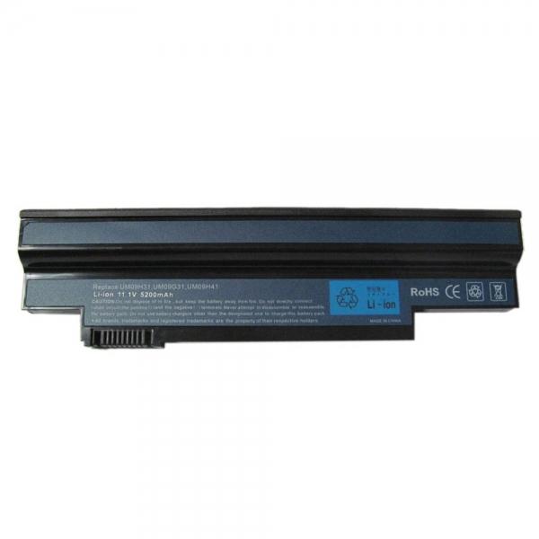 Acer Aspire One 532GLaptop Battery Black