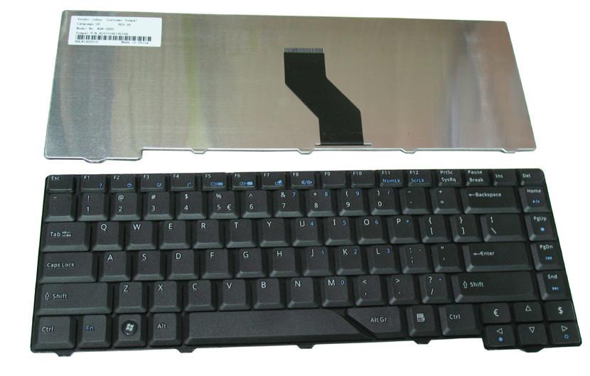 Acer Aspire 5920 Compatible Laptop Keyboard Black