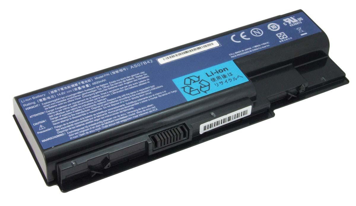 Acer Aspire 5520 Laptop Battery