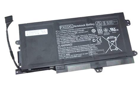Hp PX03 Laptop Battery