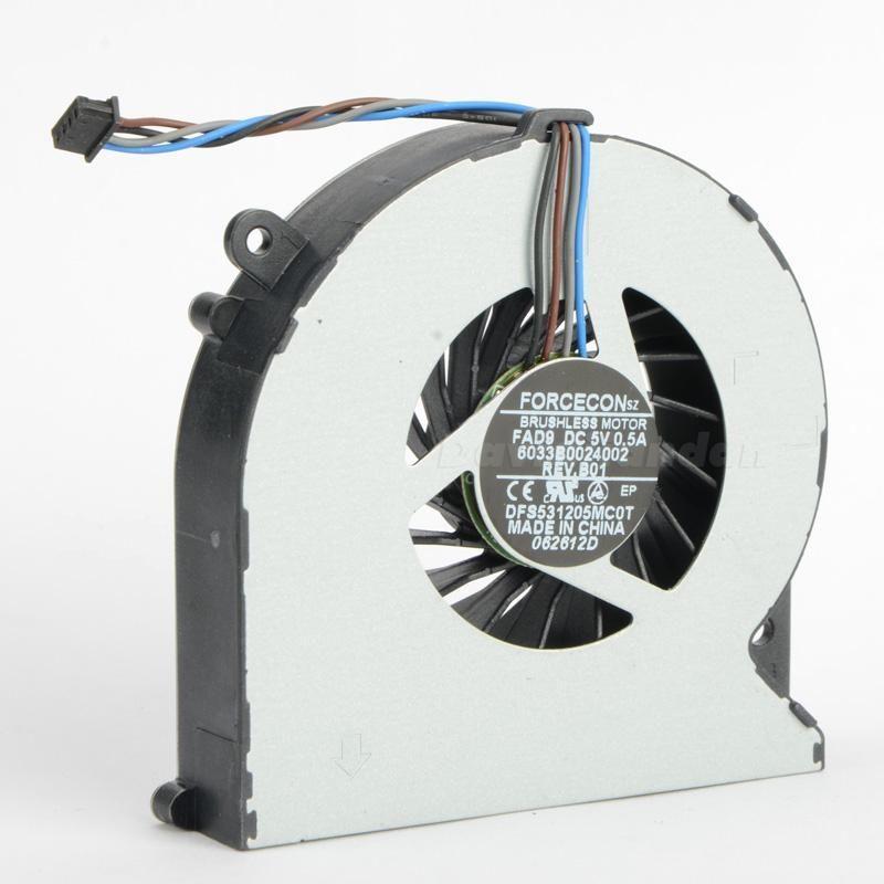 HP EliteBook  8460P 8460W Laptop CPU FAN
