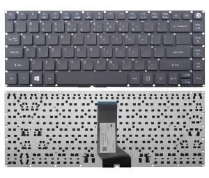 Acer Aspire E5-474 Compatible Laptop Keyboard US English Black